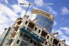 Bajo construcción Foto de archivo libre de regalías
