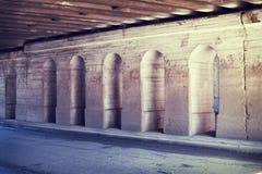 Bajo el puente Fotos de archivo