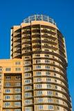 Bajo la construcción de viviendas de la construcción Foto de archivo libre de regalías