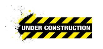 Bajo muestra de la construcción