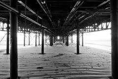 Bajo paseo del tablero imagenes de archivo