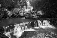 Bajouca vattenfall i Sintra, Portugal Royaltyfri Foto