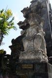 Bajra Sandhi纪念碑,登巴萨,巴厘岛,印度尼西亚 库存图片