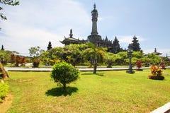 Bajra Sandhi, Denpasar Bali stock photo