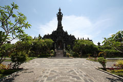 Bajra Sandhi Monument, Denpasar, Bali, indonesia Stock Photography