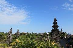 Bajra Sandhi trädgård Arkivbild