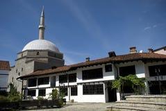 Bajrakli meczet, Prizren, Kosowo Zdjęcie Stock
