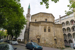 Bajrakli Mosque, Belgrade Stock Photos