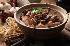 Bak kuh teh Royalty Free Stock Photos