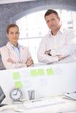 bak plattform arbetare för tillfälligt skrivbordkontor Royaltyfria Foton