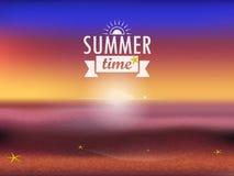 bak sörja plattform sommarsolnedgångtrees två vektor illustrationer