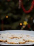 Baka för jul fotografering för bildbyråer