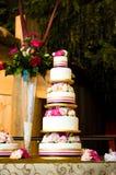 baka ihop bröllop Arkivfoto