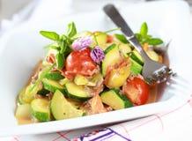 bakad grönsak Royaltyfri Fotografi
