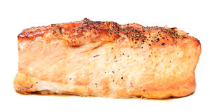 bakad meat Arkivbilder