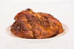 Bakad meat Royaltyfria Foton