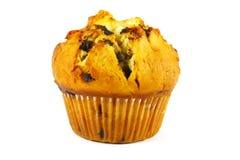 bakad muffin Arkivfoton