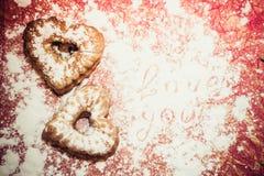 bakad muffin nytt Royaltyfria Bilder