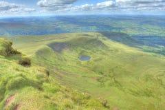 bakanów brecon park narodowy Fotografia Royalty Free