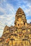 Bakan, the central sanctuary of Angkor Wat - Siem reap, Cambodia Royalty Free Stock Image