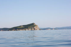 Bakan Japońskim morzem Zdjęcia Stock