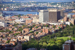 bakanu bostonu wzgórze Massachusetts Zdjęcia Stock
