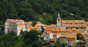 Bakar, City in Croatia Stock Photos