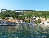 Bakar, City in Croatia Royalty Free Stock Image