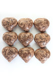 bakar ihop choklad Royaltyfria Foton