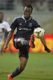Bakary Kone d'Olympique Lyonnais Image libre de droits