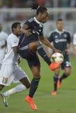 Bakary Kone of Olympique Lyonnais Stock Images