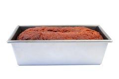 bakat bröd Arkivbild