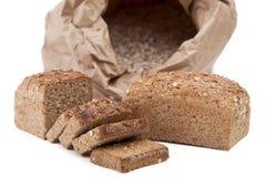 bakat bröd nytt arkivbild