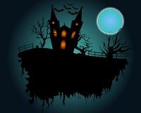 Bakcgroud de Halloween photo libre de droits