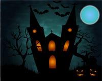 Bakcgroud di Halloween Fotografia Stock Libera da Diritti