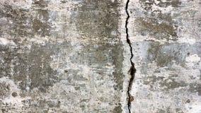 bakcground concreto rachado textured áspero Imagens de Stock