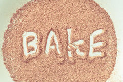 Bake Stock Photography