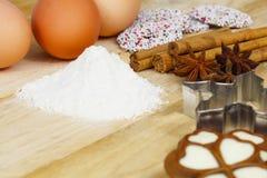 We bake cookies Royalty Free Stock Image