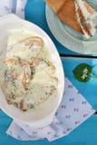 Bake fish fillet Royalty Free Stock Image