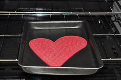 Bake with love Stock Photography