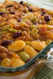 Baked Bean Dish Stock Images
