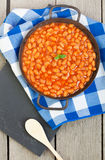 Baked Beans Stock Images