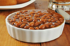 Baked beans Stock Photos