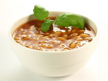 Baked beans,  Royalty Free Stock Images