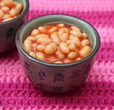 Baked beans Royalty Free Stock Image