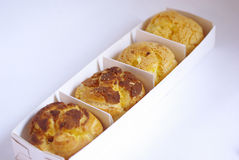 Baked bread Royalty Free Stock Images