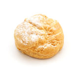 Baked  bread with icing Royalty Free Stock Images