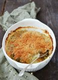 Baked cabbage. Stock Photo