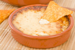 Baked Cheese Stock Image