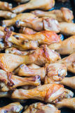 Baked chicken legs Royalty Free Stock Photography
